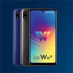 Spesifikasi LG W10 Alpha yang Diluncurkan Februari 2020