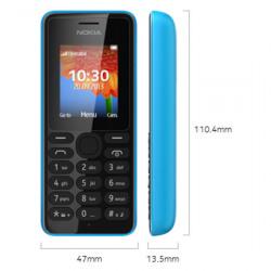 Spesifikasi Nokia 108 yang Diluncurkan September 2013