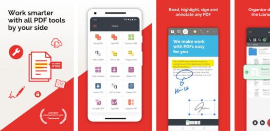Kompres File PDF di Android gratis
