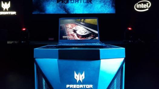 Acer Predator Triton 300 League Launch
