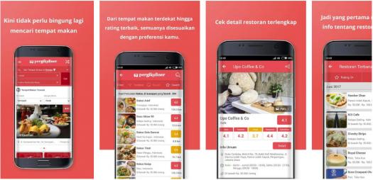 Aplikasi Pergi Kuliner