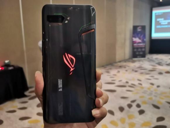 Lusa, Asus ROG Phone 2 Edar di Indonesia