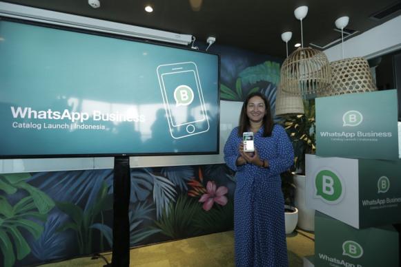 WhatsApp Business Kini memiliki Fitur Katalog