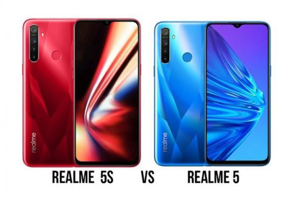 Realme 5 vs Realme 5s, Bagus Mana?