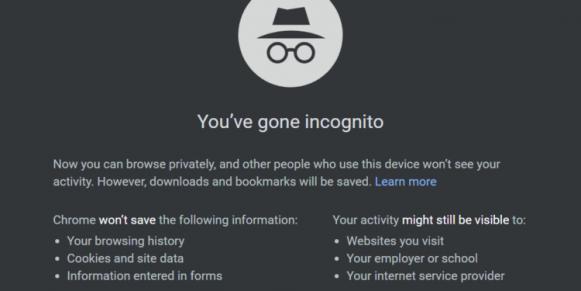 Trik Bikin Google Chrome Selalu Incognito Mode di Android