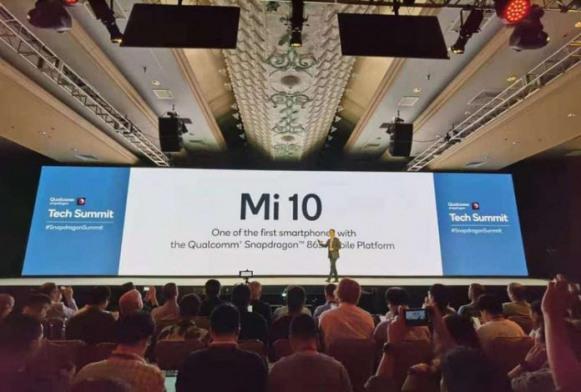 Xiaomi Mi 10 Resmi ditenagai oleh Snapdragon 865