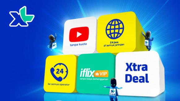 Kumpulan Paket Internet XL Terbaru di Tahun 2020