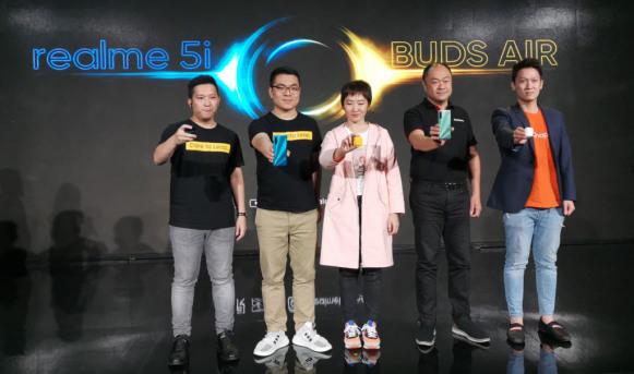 realme 5i dan Buds Air resmi Dirilis di Indonesia, Inilah Harganya!