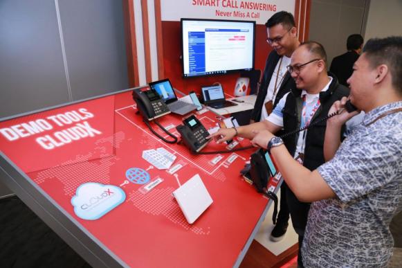 Roche Indonesia Gunakan Layanan CloudX dari Telkomsel