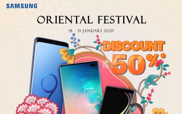 Sambut Imlek, Erafone Hadirkan Diskon Smartphone Samsung Hingga 50 Persen!