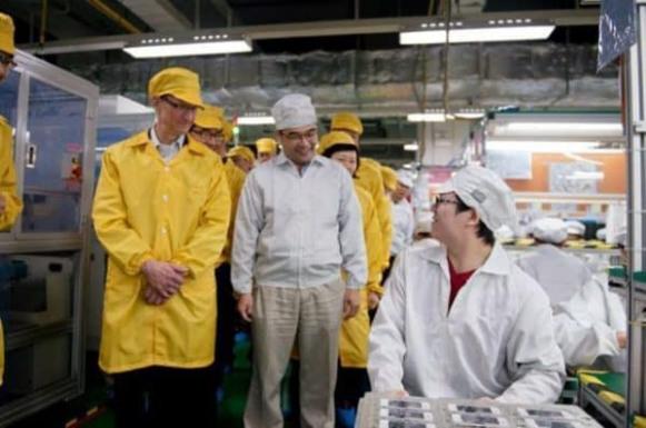 Virus Corona Merebak, Produksi iPhone di China Tetap Berjalan