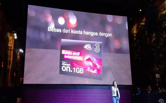 Tri Indonesia Perkenalkan Produk Kekinian Untuk Kawula Muda, Apakah itu?