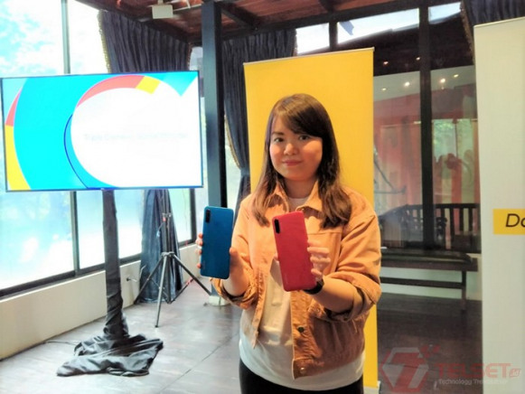 Virus Corona Ancam Distribusi Smartphone, Realme: Stok Aman!